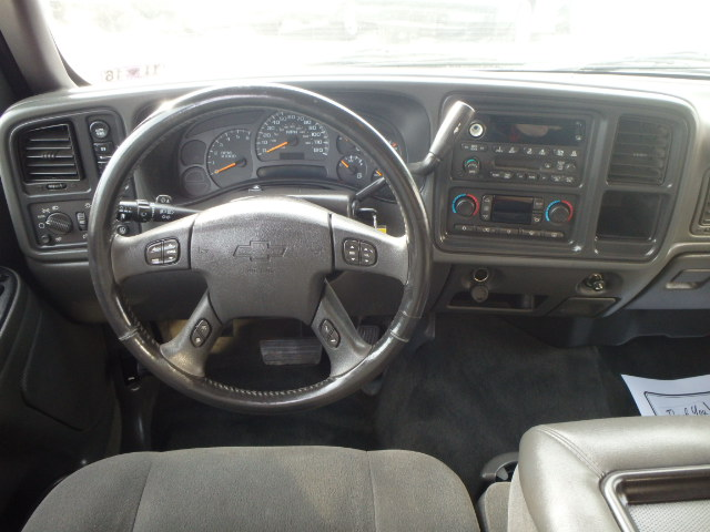 2005 CHEVY SILVERADO 1500 BLUE