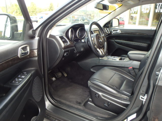2011 JEEP GRAND CHEROKEE LEATHER