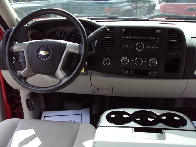 2011 CHEVY SILVERADO 1500
