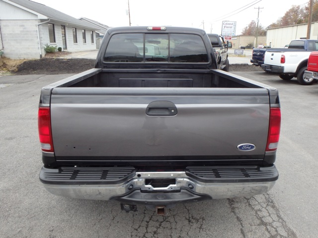 2003 FORD F350 DUALLY