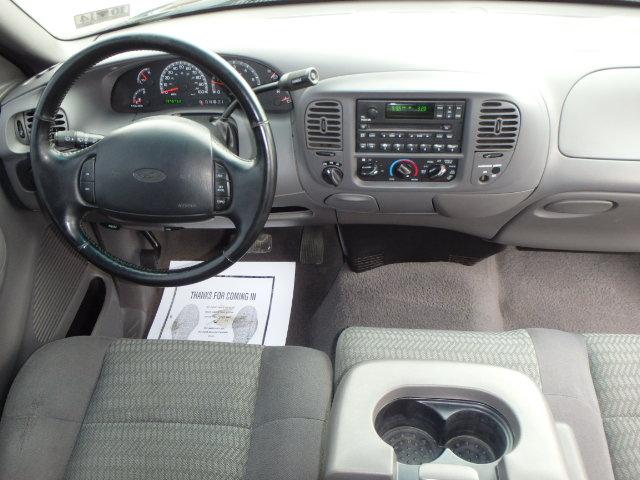 2002 FORD F150 EX. CAB