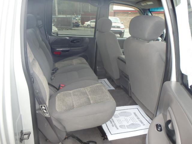 2002 FORD F150 CREW CAB
