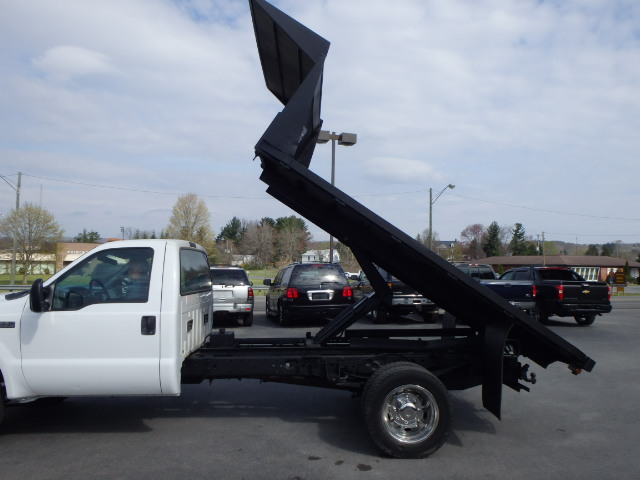 1999 FORD F550 DUMP BED