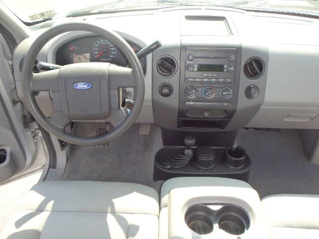 2004 FORD F150 EX. CAB