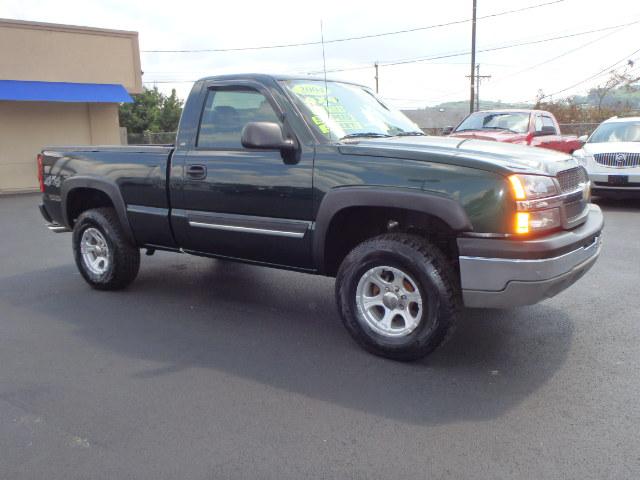 2004 CHEVY SILVERADO 1500