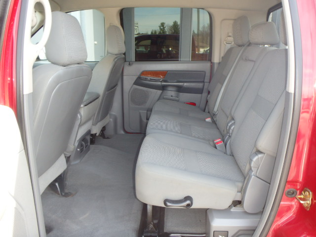 2006 DODGE  RAM 2500 MEGA CAB