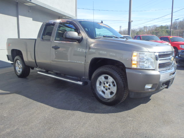 2009 CHEVY SILVERADO 1500 GRAY