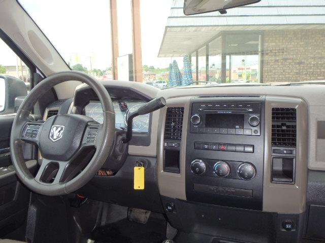 2012 RAM 2500 REG CAB