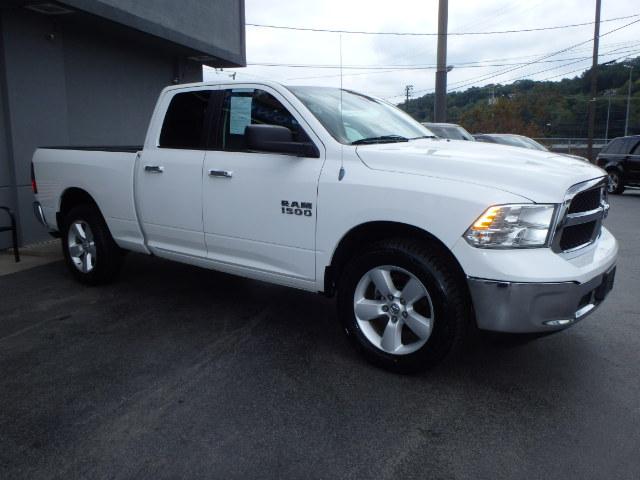 2013 RAM 1500 CREW WHITE