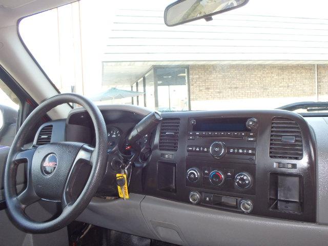 2010 GMC SIERRA 1500 RED