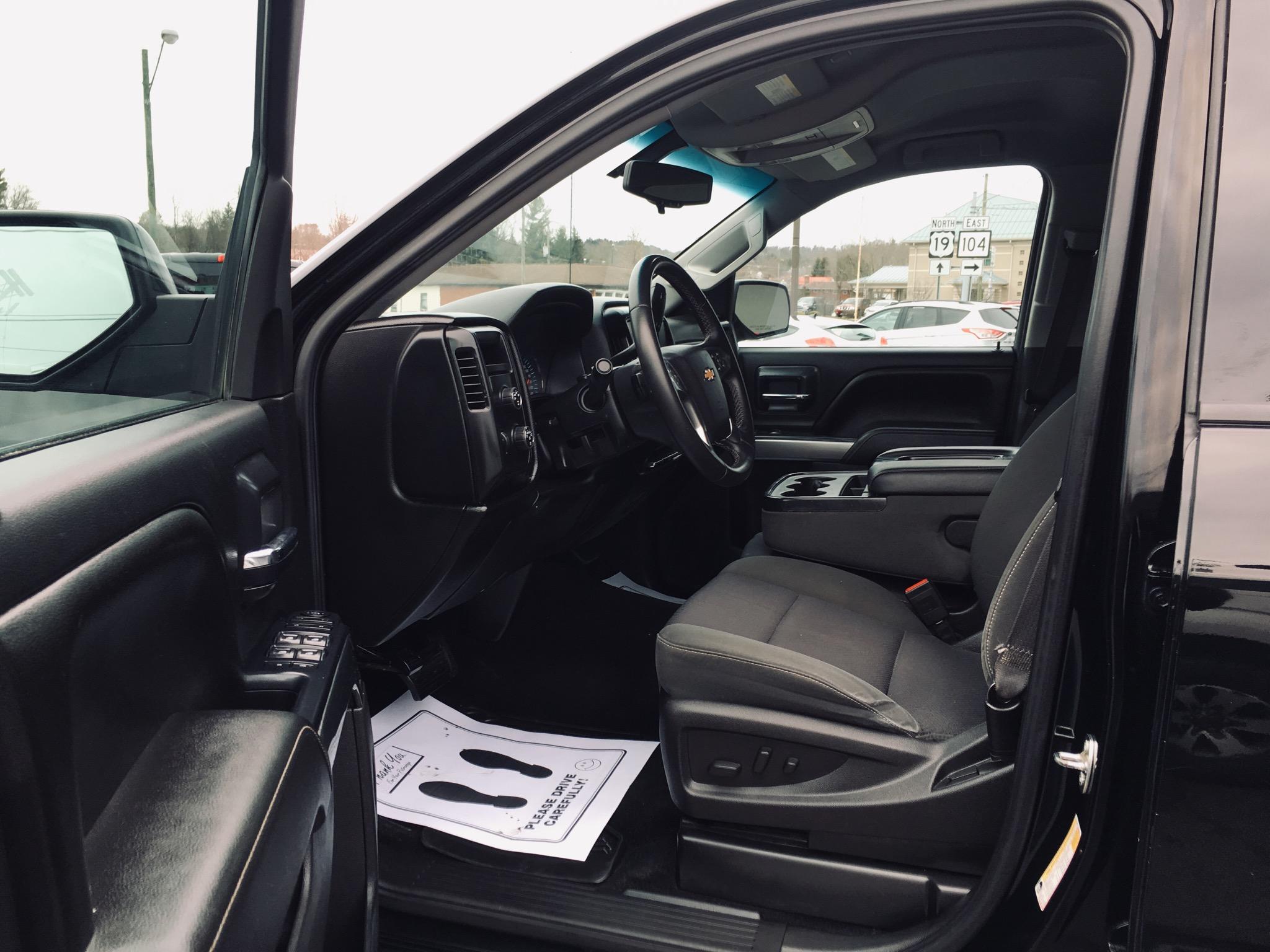 2015 CHEVY  SILVERADO 1500 CREW CAB