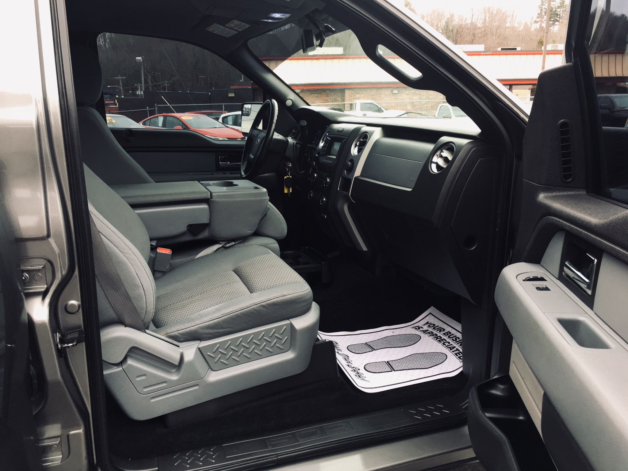 2013 FORD F150 CREW