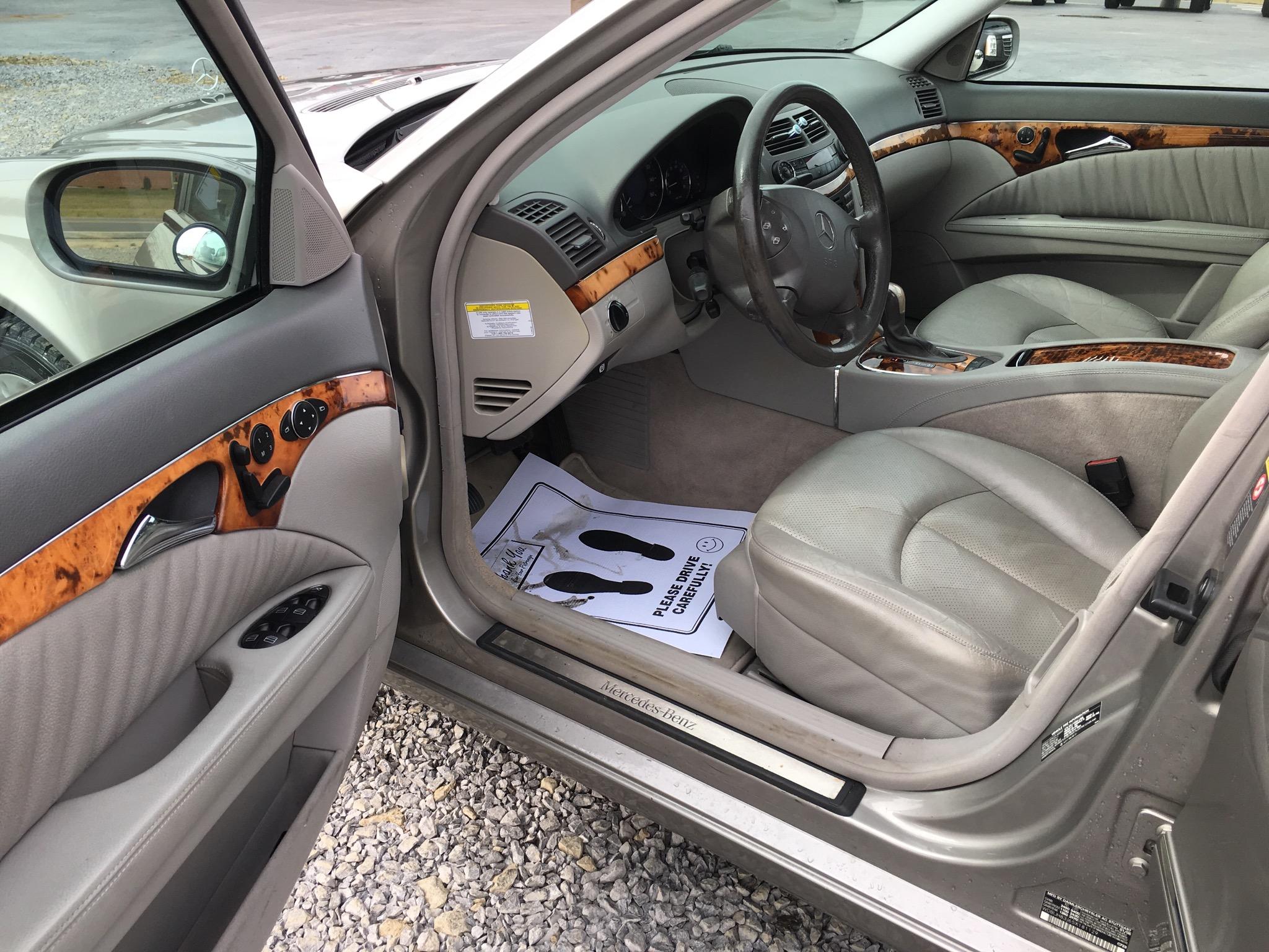 2005 MERCEDES-BENZ E500 WAGON