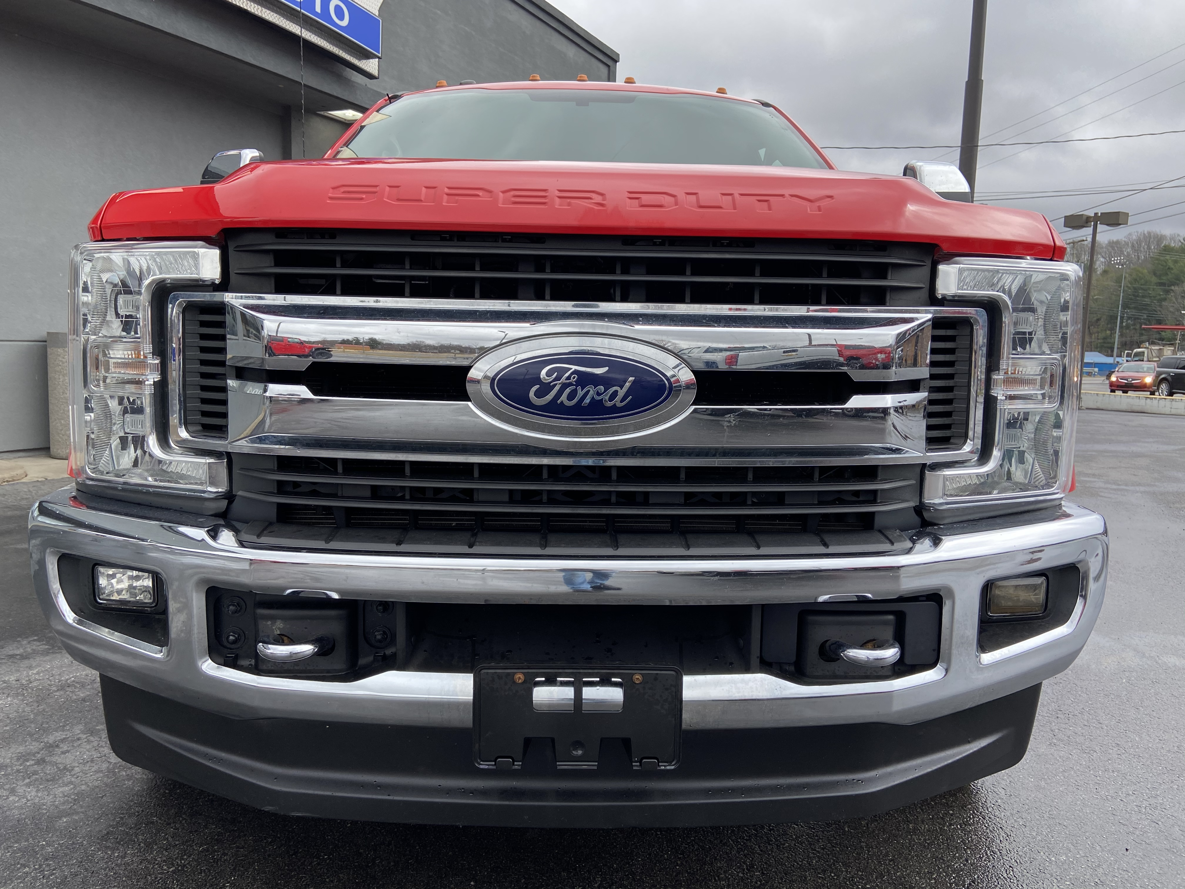 2017 FORD F350 DUALLY