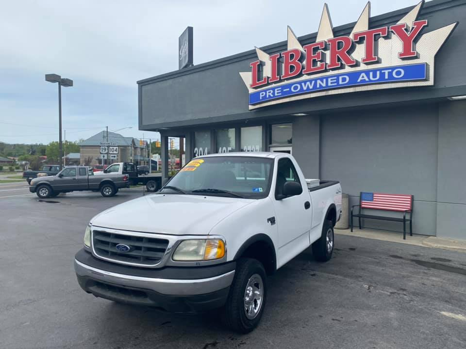 2003 FORD F150