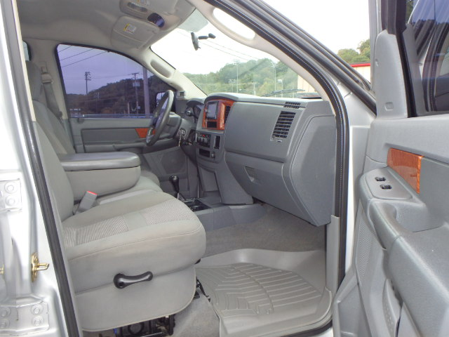 2006 DODGE RAM 2500 SILVER